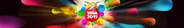 Festival de Viña del Mar 2015