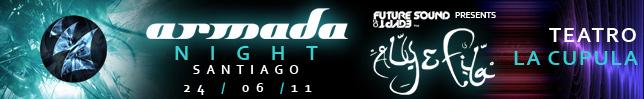 Armada Night - South America Tours 2011